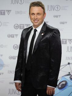 Johnny Reid on the @CTV Red Carpet!