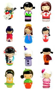 Now there is a brilliant idea...to marry a momiji maker! lol These dolls are seriously addictive!