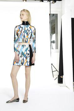 [No.10/26] CARVEN 2015年 プレスプリング / クルーズコレクション | Fashionsnap.com