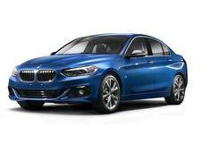 BMW 1-Reeks Sedan: enkel voor China #1