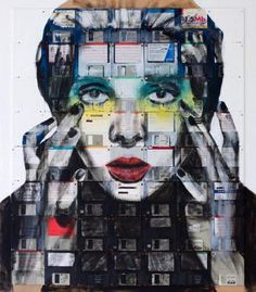 #Floppy #art by #NickGentry #arte