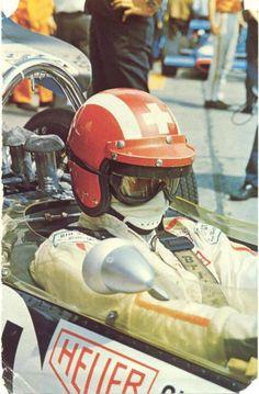 Swiss #F1 driver Jo #Siffert