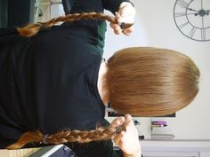 Proud red head from Plymouth bids farewell to long hair for charity | Plymouth Herald