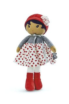 "Lil/' Hugs 12/"" Soft Body Hispanic Doll"