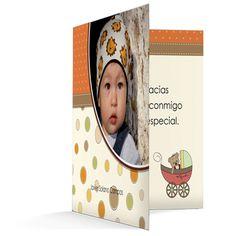 Recordatorios de bautizo, Personaliza tarjetas para bebe con fotos y texto de una m,anera muy fácil. Desde: 14.90€