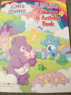 Care Bears JUMBO Coloring & Activity Book ~ Summer Creatures by Bendon Publishing & American Greetings. $7.89. 96 page Jumbo Coloring Book. Nice Coloring and Activity Book. Bookstore New Condition.