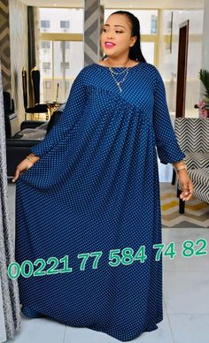 - Source by mckonde - African Dresses For Kids, African Maxi Dresses, Latest African Fashion Dresses, African Print Fashion, Africa Fashion, African Attire, Blue Gown, Style, Beautiful Dresses