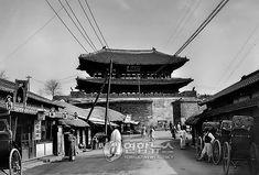 1920-30년대 수원화성 팔달문