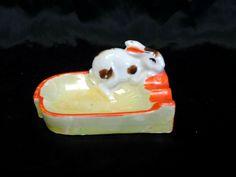Vintage Ashtray, Bunny Rabbits, Brown Spots, Kitsch, Ebay, Art, Art Background, Kunst, Performing Arts