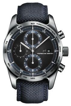 Porsche Design Chronotimer Series 1 » Das Uhren Portal: Watchtime.net