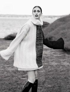 midaspasha: & ldquo; класс выпуск и Rdquo ;: Анна Кливленд для Vanity Fair Italia, сентября 2014 года