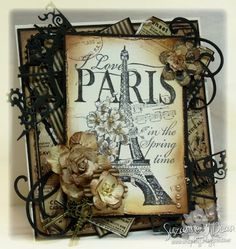 Scrap Bitz: Paris Love!