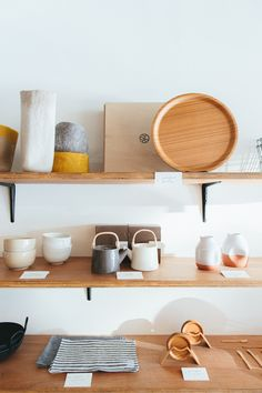 FANCY! Design Blog   NZ Design Blog   Awesome Design, from NZ + The World Museum Hotel, Home Decor Furniture, Kitchen Stuff, News Design, Floating Shelves, Shelving, Cool Designs, Living Spaces, Objects