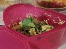 Recette du poulet au curry en papillote silicone