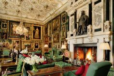 Blenheim Palace is one of the most well-known historical heritages in the UK
