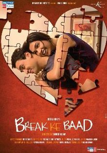Break Ke Baad first look poster. Foreign Movies, All Movies, Movies To Watch, Movies And Tv Shows, Movie Tv, Bollywood Movie Songs, Bollywood Posters, Latest Movie Songs, Hindi Movies Online