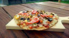 Pizza crispy angkringan