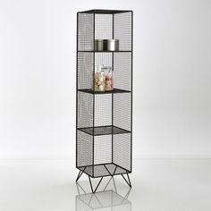 Imagen de Estantería en filamentos de metal Aréglo La Redoute Interieurs Más
