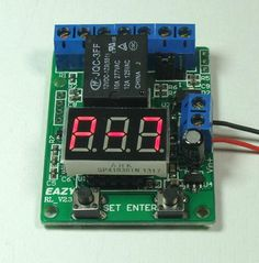 Find More Relays Information about Free Shipping 5pcs  Voltage switch / signal timing start / trigger timer / Car 12V delay relay / VT2.3,High Quality delay relay,China 12v delay relay Suppliers, Cheap delay relay 12v from Lissony Technology  on Aliexpress.com