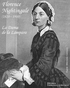 La Biblioteca Politécnica y Enfermería ha organizado una pequeña muestra bibliográfica en recuerdo a Florence Nightingale (1820-1910), considerada por muchos autores como la pionera de la enfermería moderna. En el centenario de su muerte muchos son los actos y los homenajes que se están llevando a lo largo de todo el mundo para recordar a esta mujer.
