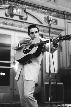 Johnny Cash #LittleRock