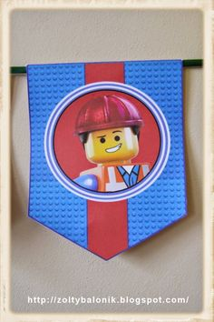 Lego Movie baner