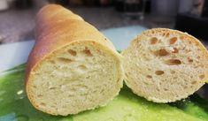 Jitulčiny bagety   recept na čerstvé domácí bagety