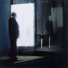 modern art Brett Amory painting