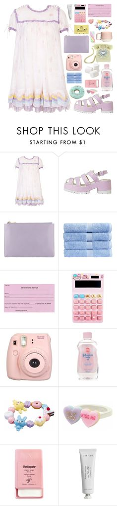 """""""//pastel//"""" by bananafrog ❤ liked on Polyvore featuring Topshop, Christy, Fujifilm, CASSETTE, Pier 1 Imports and Byredo"""
