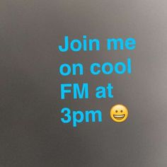 Currently on air with @thestagexposition discussing our event tomorrow with @n6oflife  Tune in guys!