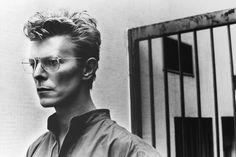 David Bowie    photo by Helmut Newton, 1982