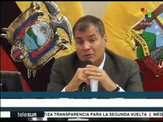 Ex ministro de Finanzas griego da espaldarazo a la economía de Ecuador