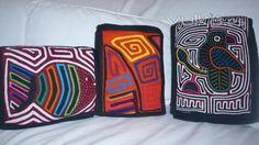 artesanias colombianas | BOLSOS EN MOLA