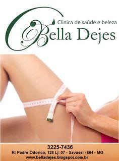 Bella Dejes Clínica de Saúde e Beleza: Saiba como perder medidas.