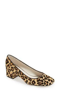 BETTYE BY BETTYE MULLER Calf Hair Pump (Women) available at #Nordstrom