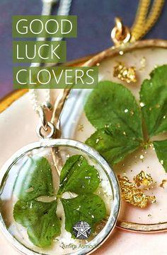Good Luck Spells, Love Spells, Good Luck Clover, Good Luck Horseshoe, Ritual Magic, White Magic, Good Fortune, Evil Spirits, Good Energy