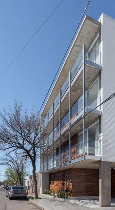 Galería de Edificio B928 / Claudio Walter Arquitectos Asociados - 9