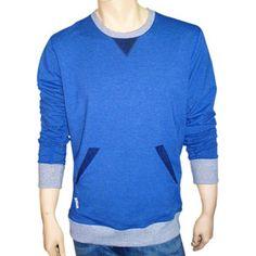 Warm Up Pullover Blue, rheyn Clothing