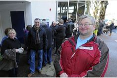 Michael Jackson fans, Herald Express readers queue for Thriller Live 300-ticket-giveaway