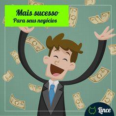 Descubra como podemos te ajudar! Acesse www.lincemarketingdigital.com.br