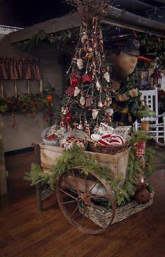 Country Cottage Christmas