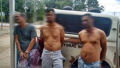 NONATO NOTÍCIAS: Polícia prende integrantes da quadrilha que assalt...