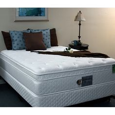 8500 Euro Top Super Waveless Softside Waterbed http://www.sterlingsleep.com/p-7-8500-euro-top-super-waveless-softside-waterbed.aspx  #Bed Systems