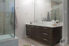 Bathroom Reno Bathroom Renos, Double Vanity, Retro, Projects, Log Projects, Blue Prints, Retro Illustration, Double Sink Vanity