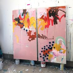 Painting Inspiration, Art Inspo, Art Triste, Illustrations, Illustration Art, Flower Art, Wall Art Prints, Watercolor Art, Cool Art