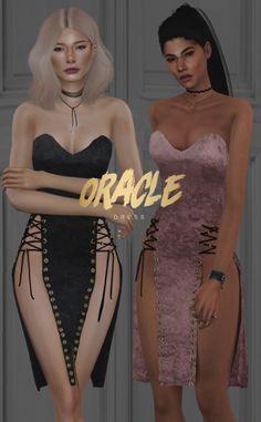 SlayClassy - Oracle Dress - The Sims 4 Sims 4 Game Mods, Sims 4 Mods, Maxis, Sims Love, Sims 4 Black Hair, Sims4 Clothes, Sims 4 Dresses, Sims 4 Toddler, Sims 4 Clothing