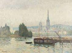 View on Seine par Albert Malet Images, Artist, Painting, Search, Artists, Painting Art, Paintings, Painted Canvas, Drawings