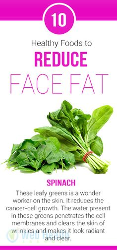 Keen on knowing how to reduce fat in your face? Simple, just read on and see how effective these 10 foods can be when added to your diet plan. #nutrition