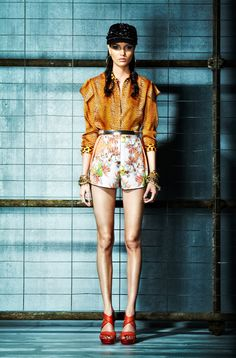 Style Muses: Just Cavalli Spring/Summer 2013 Pre-Collection