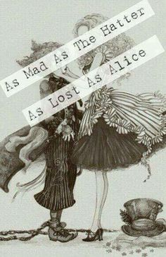 Lost as Alice